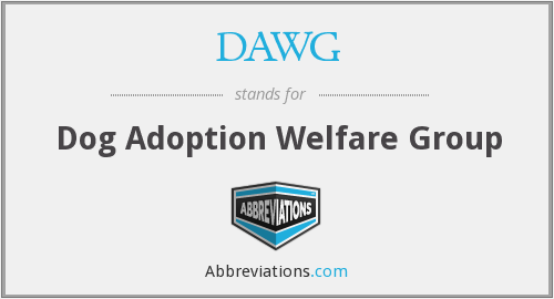 DAWG - Dog Adoption Welfare Group