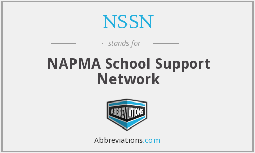 What does NSSN stand for?