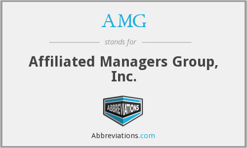 AMG - Affiliated Managers Group, Inc.