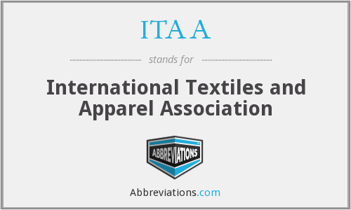 ITAA - International Textiles and Apparel Association