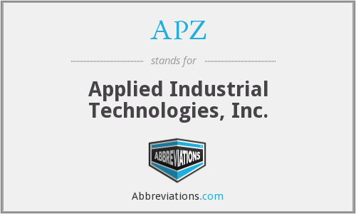 APZ - Applied Industrial Technologies, Inc.