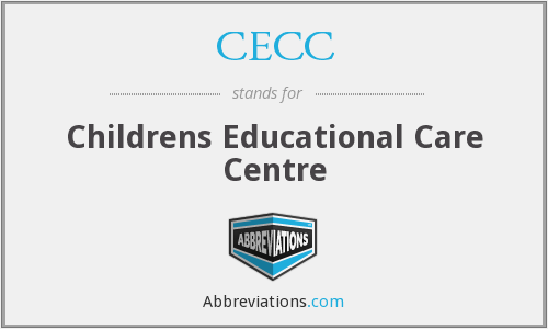 CECC - Childrens Educational Care Centre