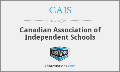 CAIS - Canadian Association of Independent Schools