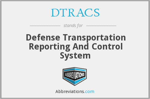 What does DTRACS stand for?