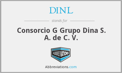 What does DINL stand for?