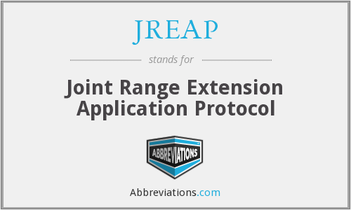 JREAP - Joint Range Extension Application Protocol