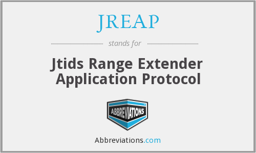 JREAP - Jtids Range Extender Application Protocol