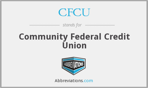 CFCU - Community Federal Credit Union