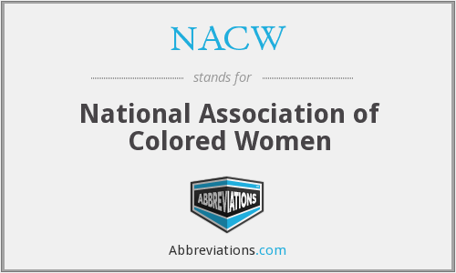 What does NACW stand for?