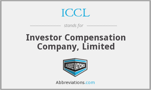 ICCL - Investor Compensation Company, Limited