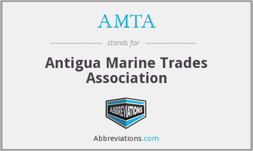 AMTA - Antigua Marine Trades Association
