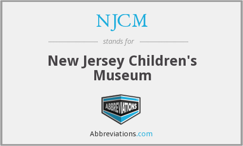NJCM - New Jersey Children's Museum