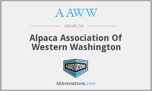 AAWW - Alpaca Association Of Western Washington