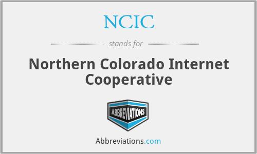 NCIC - Northern Colorado Internet Cooperative