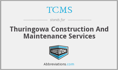 TCMS - Thuringowa Construction And Maintenance Services