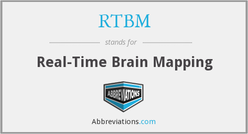 RTBM - Real-Time Brain Mapping