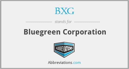 BXG - Bluegreen Corporation