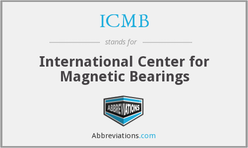 ICMB - International Center for Magnetic Bearings