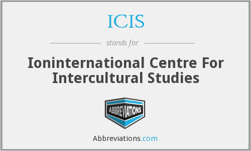 ICIS - Ioninternational Centre For Intercultural Studies