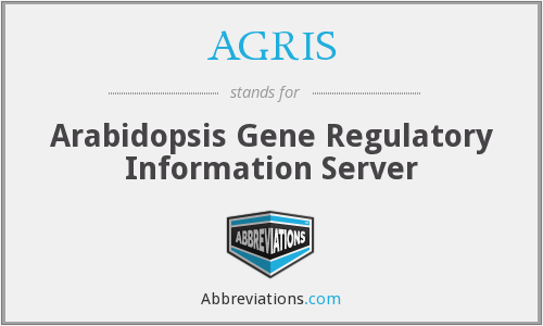 What does AGRIS stand for?