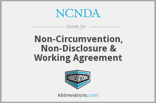 What does NCNDA stand for?