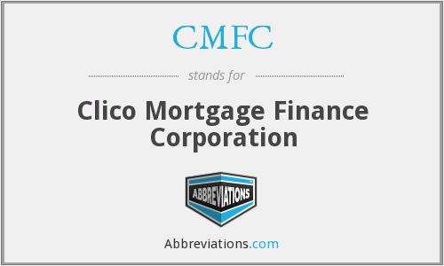 CMFC - Clico Mortgage Finance Corporation