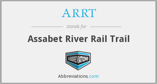 ARRT - Assabet River Rail Trail