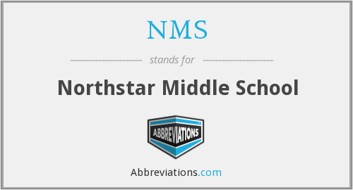 NMS - Northstar Middle School