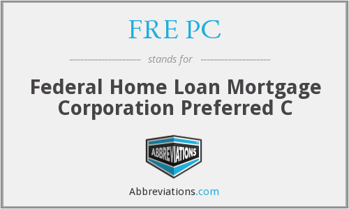 FRE PC - Federal Home Loan Mortgage Corporation Preferred C