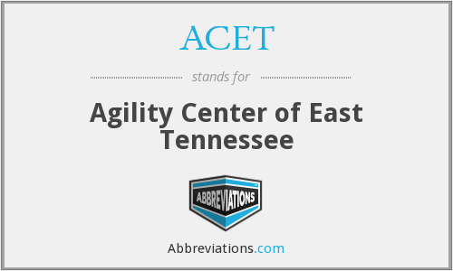 ACET - Agility Center of East Tennessee