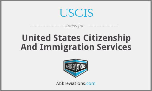 USCIS - United States Citizenship And Immigration Services