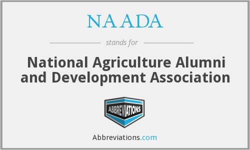 NAADA - National Agriculture Alumni and Development Association