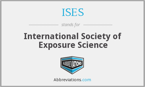 ISES - International Society of Exposure Science