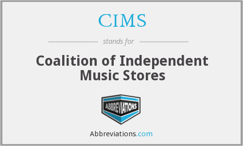CIMS - Coalition of Independent Music Stores