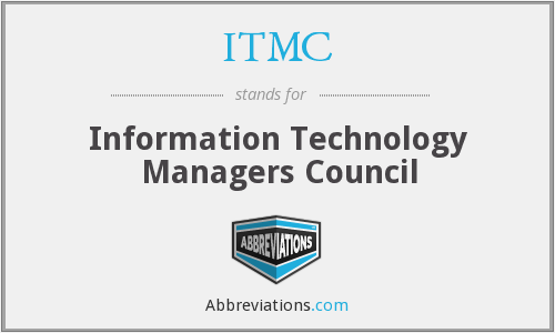 ITMC - Information Technology Managers Council