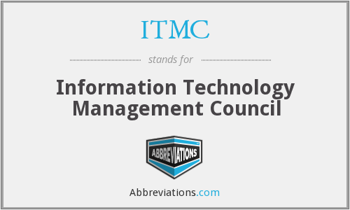 ITMC - Information Technology Management Council