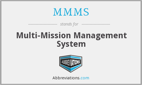 MMMS - Multi-Mission Management System