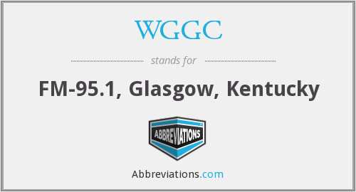WGGC - FM-95.1, Glasgow, Kentucky