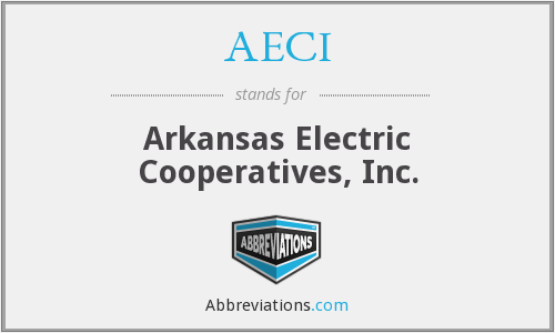 AECI - Arkansas Electric Cooperatives, Inc.