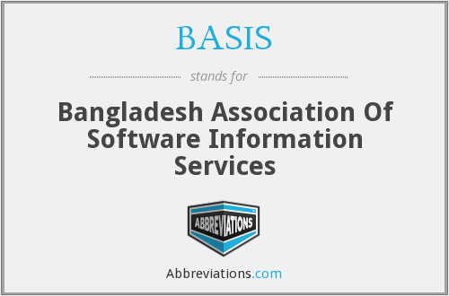 BASIS - Bangladesh Association Of Software Information Services