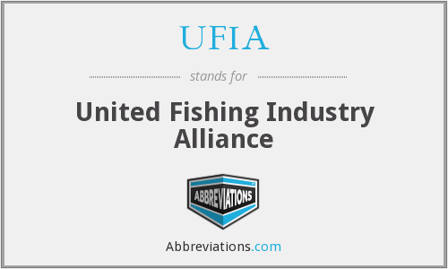 UFIA - United Fishing Industry Alliance
