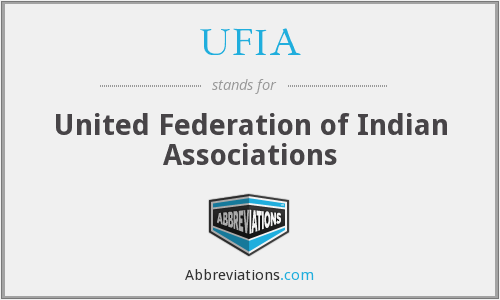 What does UFIA stand for?