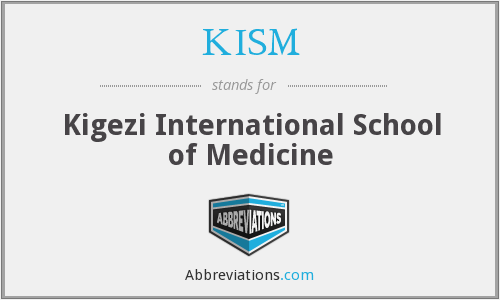 KISM - Kigezi International School of Medicine