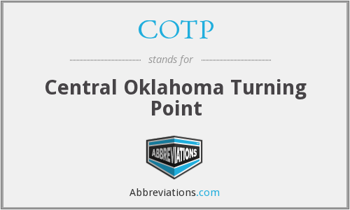 COTP - Central Oklahoma Turning Point