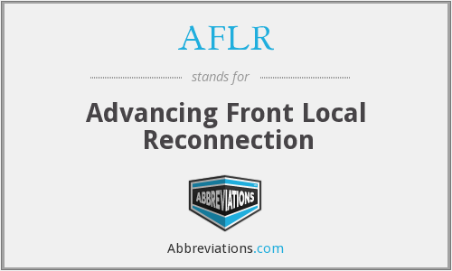 AFLR - Advancing Front Local Reconnection