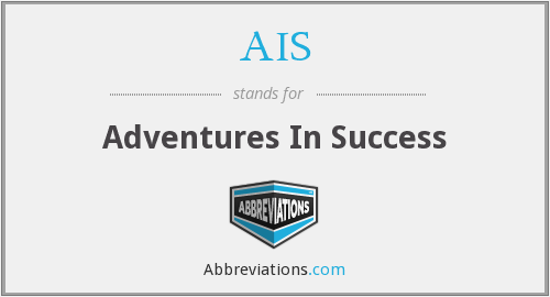 AIS - Adventures In Success
