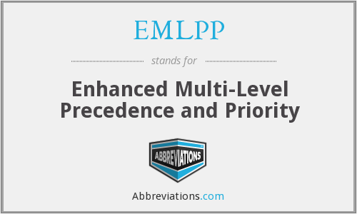 What does EMLPP stand for?