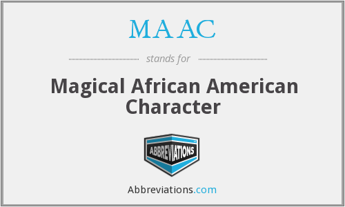 MAAC - Magical African American Character