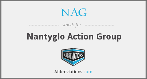 NAG - Nantyglo Action Group