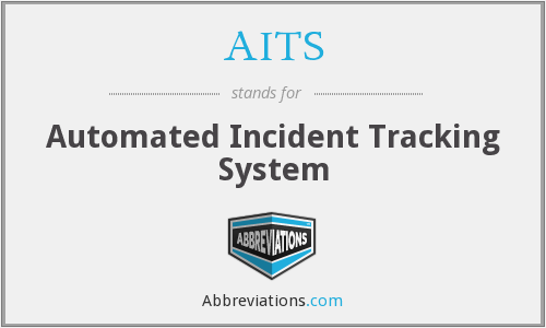 AITS - Automated Incident Tracking System